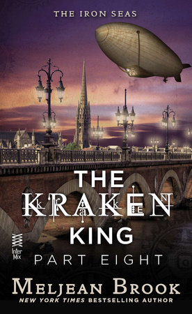 The Kraken King Part VIII by Meljean Brook