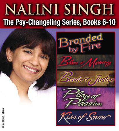 Nalini Singh: The Psy-Changeling Series Books 6-10 by Nalini Singh