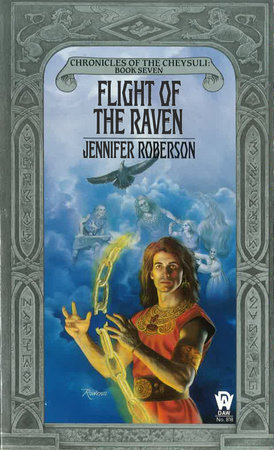 Flight of the Raven by Jennifer Roberson