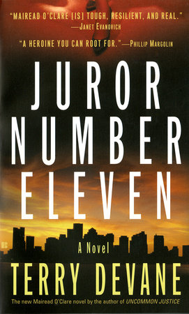 Juror Number Eleven by Terry Devane