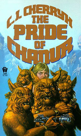 The Pride of Chanur by C. J. Cherryh