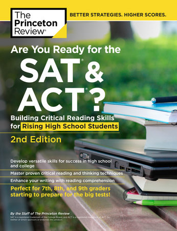 Are You Ready for the SAT and ACT?, 2nd Edition by The Princeton Review