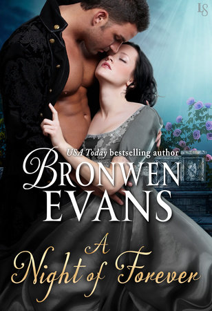 A Night of Forever by Bronwen Evans