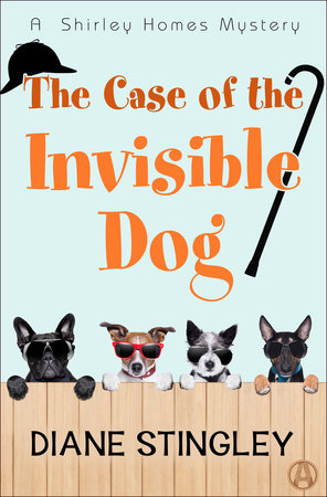 The Case of the Invisible Dog by Diane Stingley