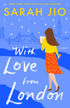 With Love from London by Sarah Jio