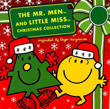 The Mr. Men and Little Miss Christmas Collection by Roger Hargreaves and Adam Hargreaves