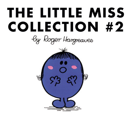 The Little Miss Collection #2 by Roger Hargreaves