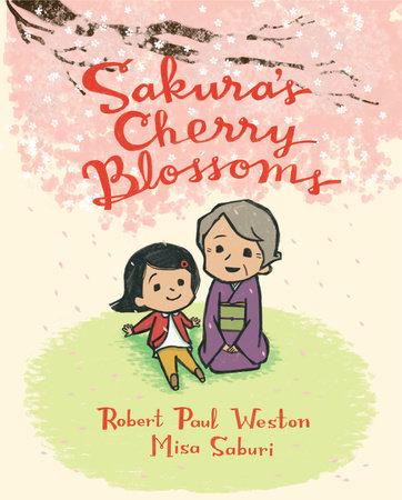 Sakura's Cherry Blossoms by Robert Paul Weston
