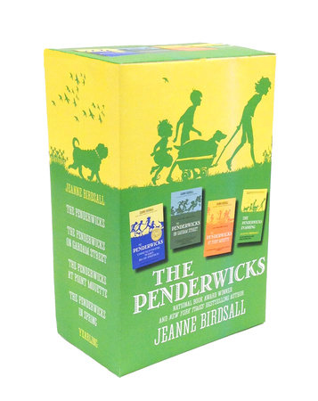 The Penderwicks Paperback 4-Book Boxed Set by Jeanne Birdsall