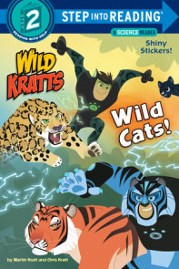 Wild Cats! (Wild Kratts)
