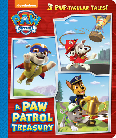A Paw Patrol Treasury (PAW Patrol) by Random House
