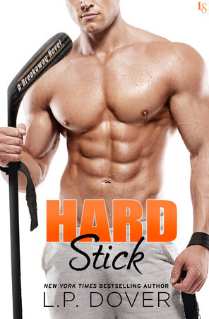 Hard Stick by L.P. Dover
