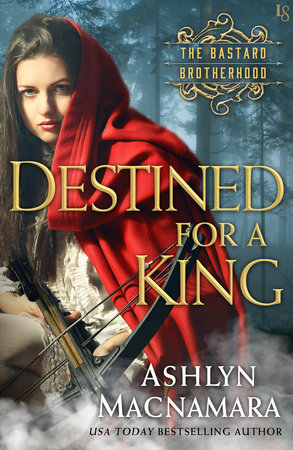 Destined for a King by Ashlyn Macnamara