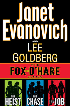 The Fox and O'Hare Series 3-Book Bundle by Janet Evanovich and Lee Goldberg
