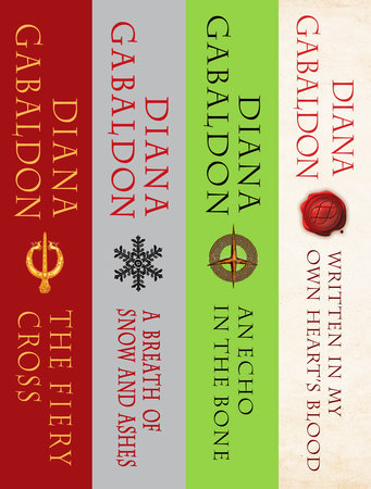 The Outlander Series Bundle: Books 5, 6, 7, and 8 by Diana Gabaldon