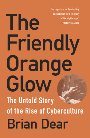 The Friendly Orange Glow by Brian Dear