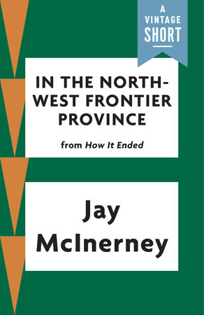 In the North-West Frontier Province by Jay McInerney