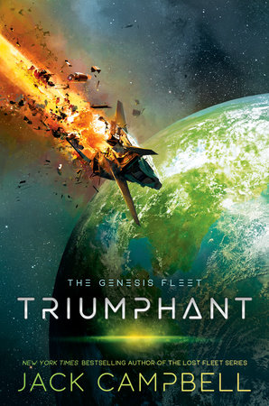 Triumphant by Jack Campbell