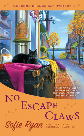 No Escape Claws by Sofie Ryan