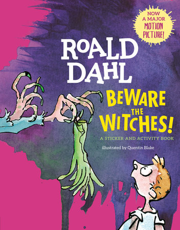 Beware the Witches! by Roald Dahl