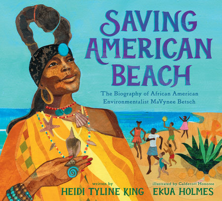 Saving American Beach by Heidi Tyline King
