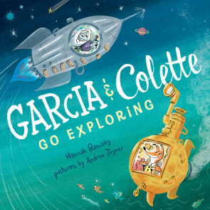 Garcia & Colette Go Exploring