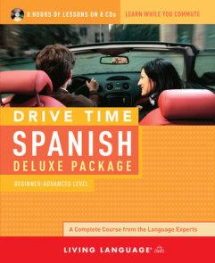 Drive Time Spanish: Beginner-Advanced Level