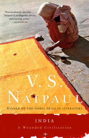 India by V. S. Naipaul