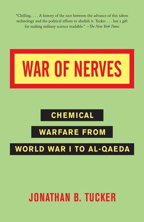 War of Nerves by Jonathan Tucker