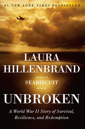 Unbroken (Movie Tie-in Edition) by Laura Hillenbrand
