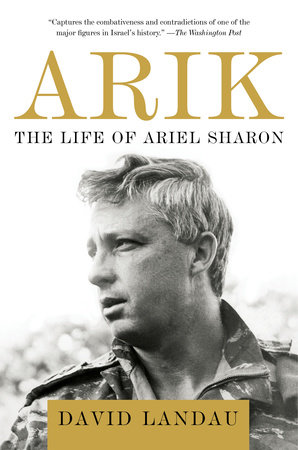 Arik by David Landau