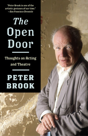 The Open Door by Peter Brook