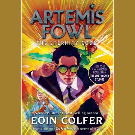 Artemis Fowl 3: The Eternity Code