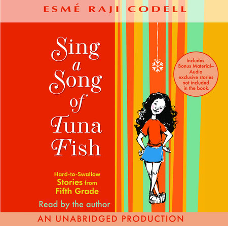 Sing a Song of Tuna Fish by Esme Raji Codell