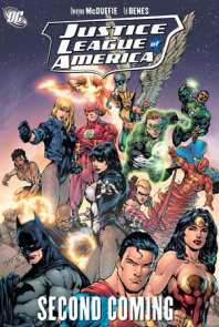 Justice League of America: The Second Coming