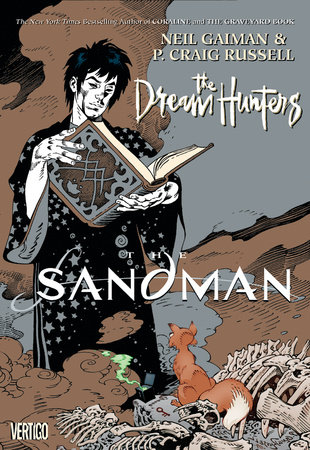 The Sandman: Dream Hunters by Neil Gaiman
