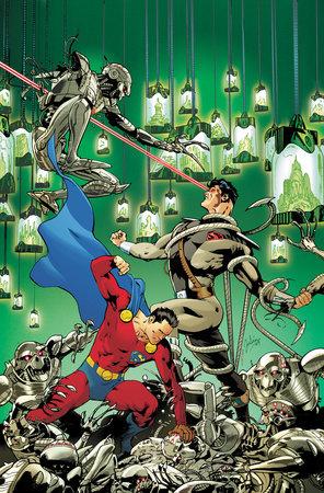 Superman: Mon-El - Man of Valor by James A. Robinson