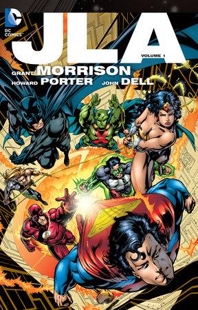 JLA Vol. 1 by Grant Morrison