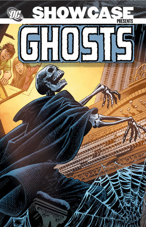 Showcase Presents Ghosts by Various