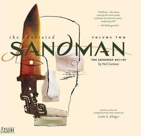 Annotated Sandman Vol. 2 by Neil Gaiman