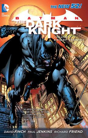 Batman: The Dark Knight Vol. 1: Knight Terrors (The New 52) by David Finch and Paul Jenkins