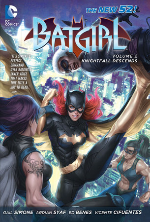 Batgirl Vol. 2: Knightfall Descends (The New 52) by Gail Simone
