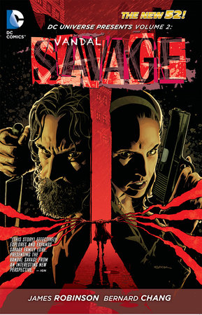 DC Universe Presents Vol. 2: Vandal Savage (The New 52) by Various