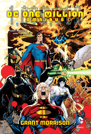 DC Comics One Million Omnibus by Grant Morrison
