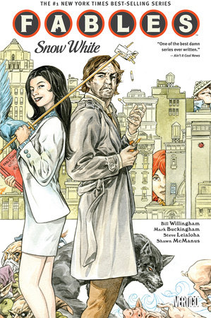 Fables Vol. 19: Snow White by Bill Willingham
