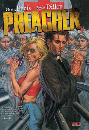 Preacher Book Two by Garth Ennis