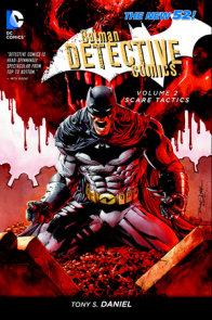 Batman: Detective Comics Vol. 2: Scare Tactics (The New 52)