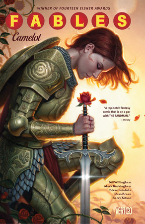 Fables Vol. 20: Camelot by Bill Willingham