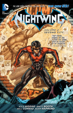 Nightwing Vol. 4: Second City (The New 52) by Kyle Higgins