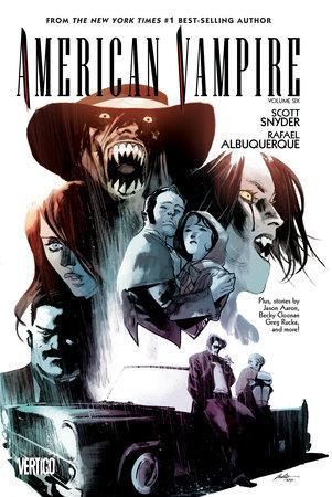 American Vampire Vol. 6 by Scott Snyder